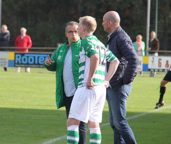 Han van Rosmalen verbindt zich voor twee extra jaren aan Milheezer Boys