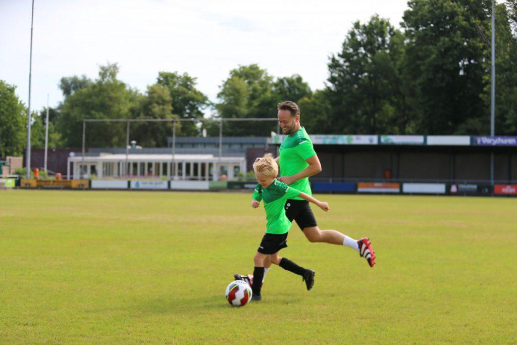 Nieuwe clublijn verkrijgbaar bij Sportshop Laarbeek